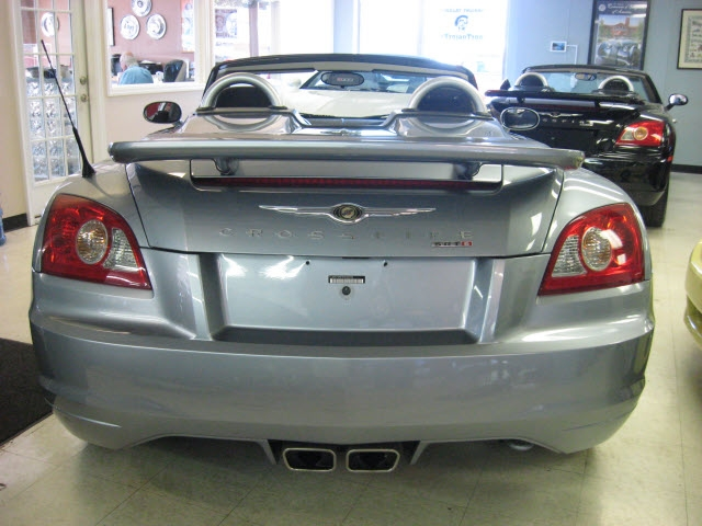 Chrysler Crossfire 2005 price $23,900