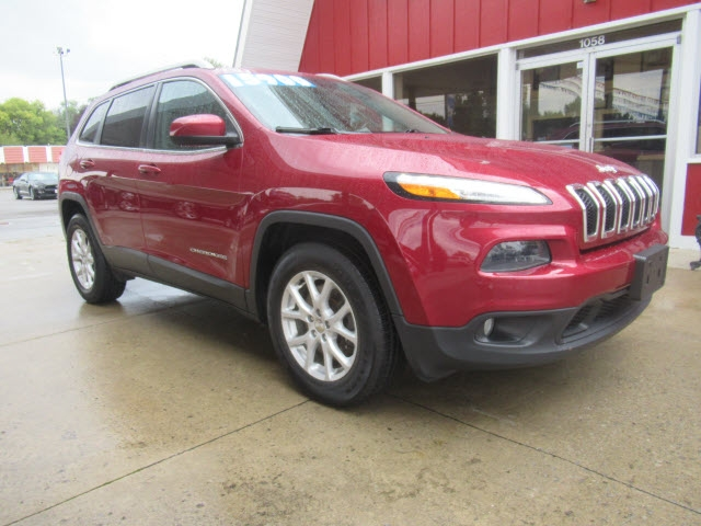 Jeep Cherokee 2015 price $13,700
