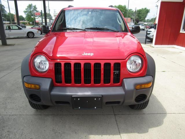 Jeep Liberty 2004 price $8,495