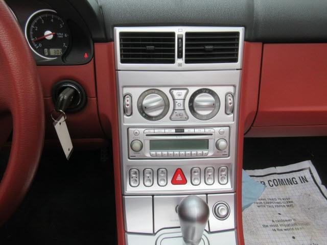 Chrysler Crossfire 2007 price $17,900