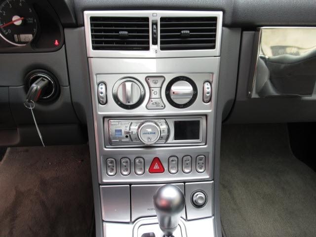 Chrysler Crossfire 2004 price $11,900