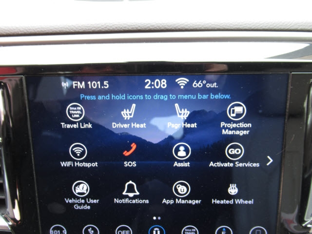 Chrysler Pacifica 2018 price $29,900