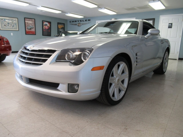 Chrysler Crossfire 2007 price $16,900
