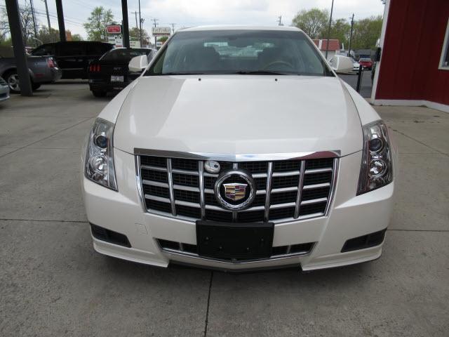 Cadillac CTS 2012 price $13,500
