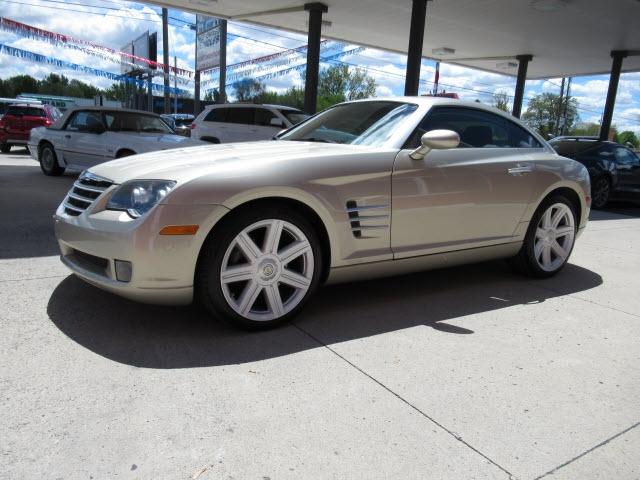 Chrysler Crossfire 2008 price $16,900