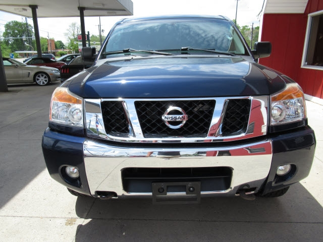 Nissan Titan 2010 price $21,900