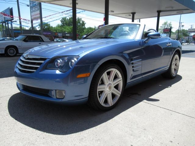 Chrysler Crossfire 2007 price $22,900