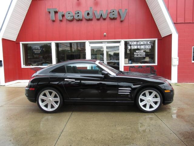 Chrysler Crossfire 2004 price $15,900