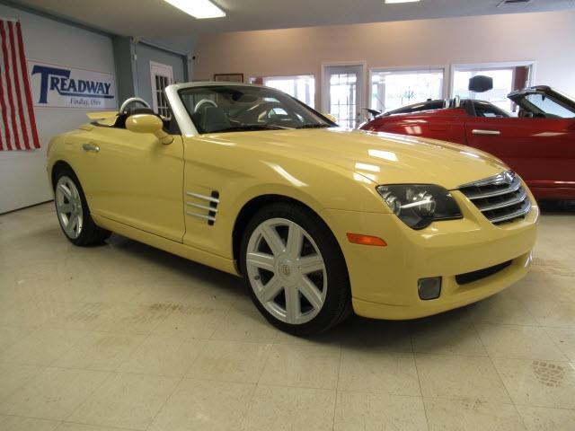 Chrysler Crossfire 2008 price $22,900
