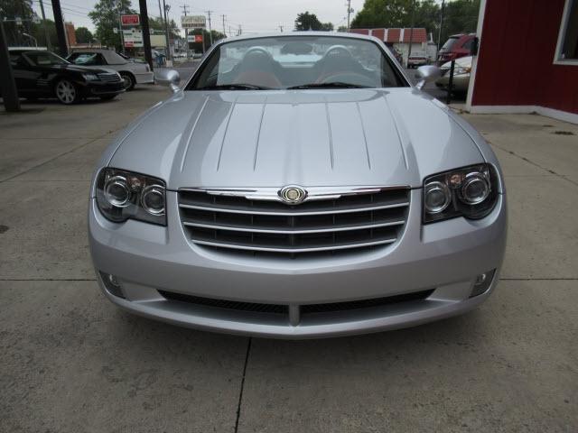 Chrysler Crossfire 2008 price $18,900