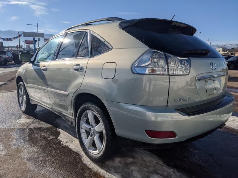 Lexus RX 350 2007 price $6,450