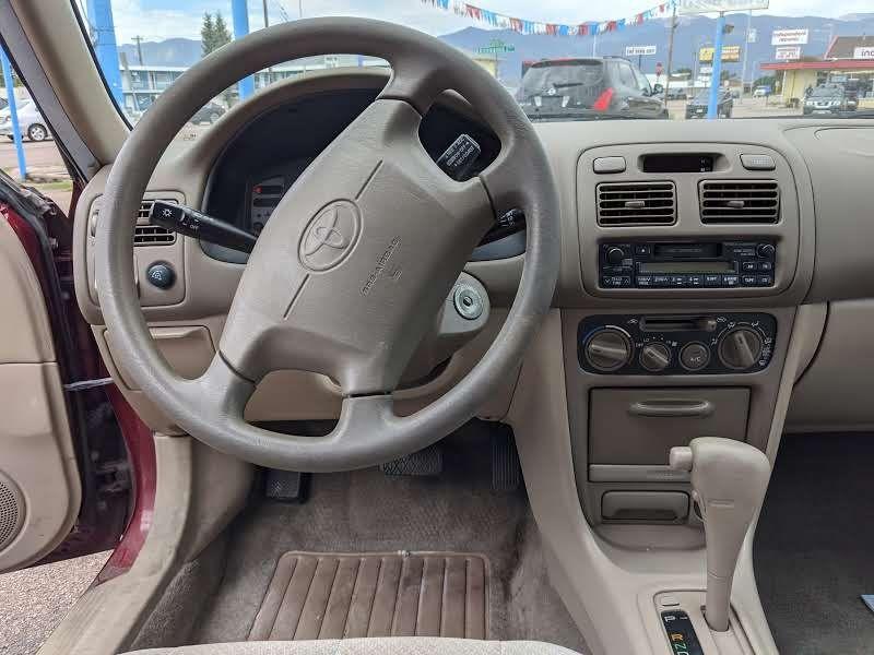 Toyota Corolla 1999 price $2,950