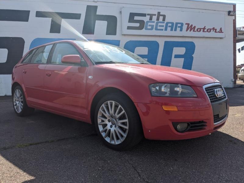 Audi A3 2007 price $5,450