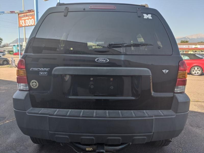 Ford Escape 2006 price $3,450