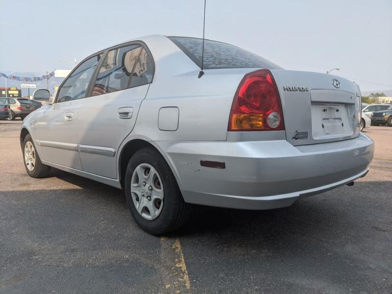 Hyundai Accent 2005 price $2,950