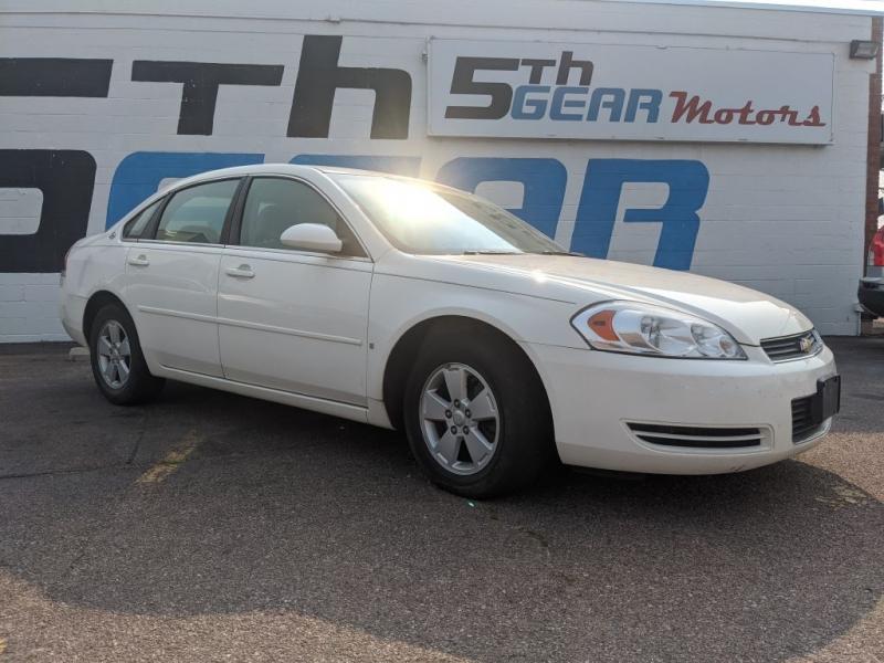 Chevrolet Impala 2008 price $3,950