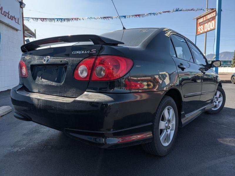 Toyota Corolla 2007 price $3,950