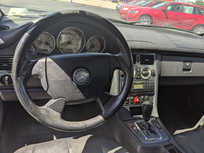 Mercedes-Benz SLK-Class 1999 price $3,450