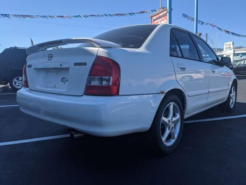 Mazda Protege 2001 price $2,450