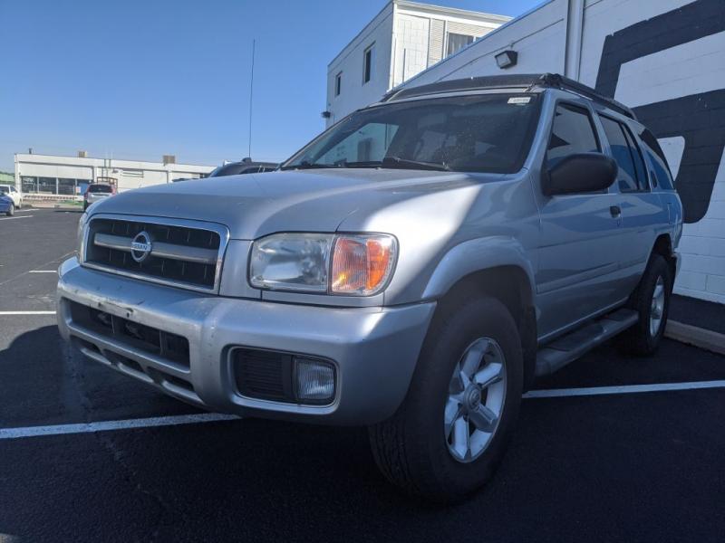 Nissan Pathfinder 2004 price $3,950