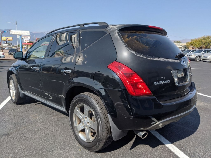 Nissan Murano 2004 price $4,450