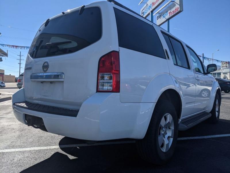 Nissan Pathfinder 2008 price $4,950