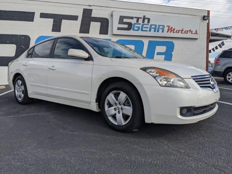 Nissan Altima 2008 price $4,450
