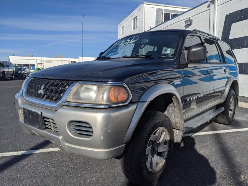 Mitsubishi Montero Sport 2002 price $3,450
