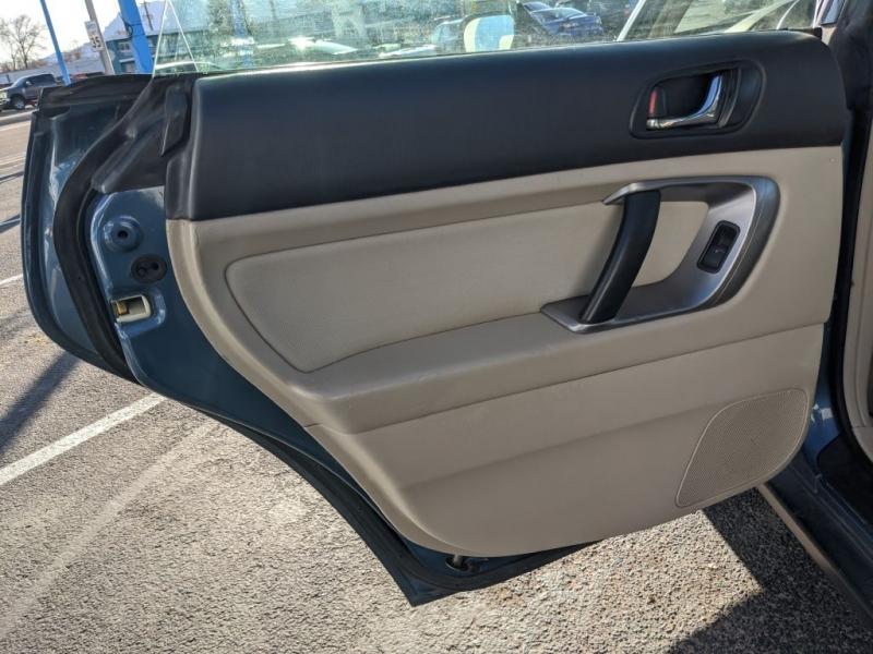 Subaru Legacy Wagon 2007 price $4,450