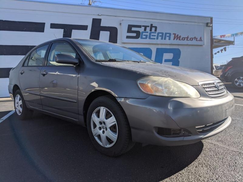 Toyota Corolla 2007 price $4,450
