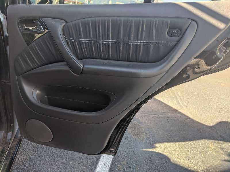 Mercedes-Benz M-Class 2003 price $3,450