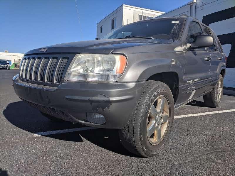 Jeep Grand Cherokee 2003 price $3,950