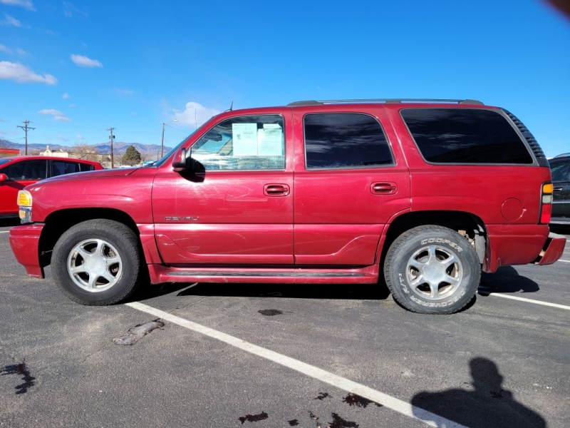 GMC Yukon 2004 price $5,450