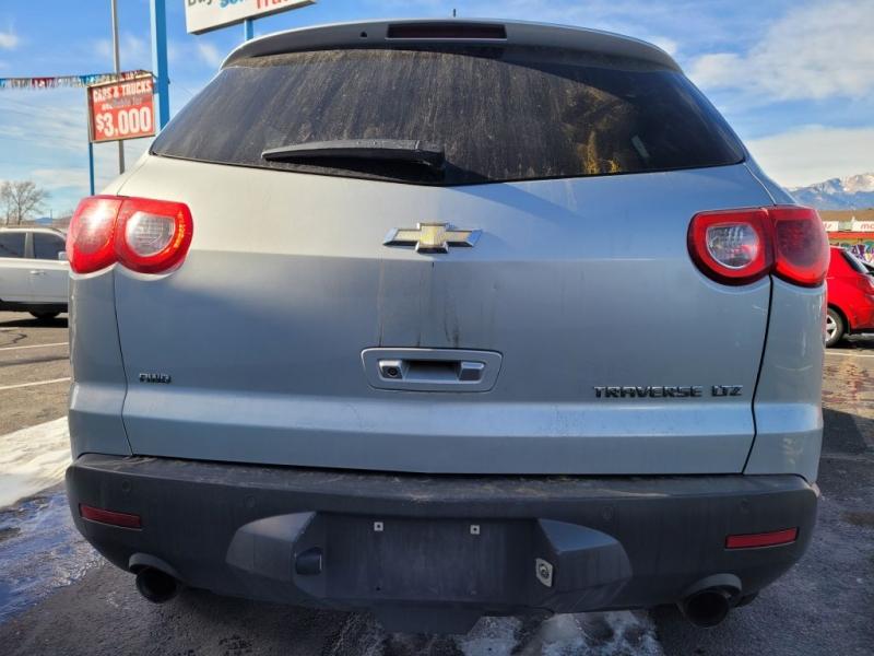 Chevrolet Traverse 2011 price $5,450