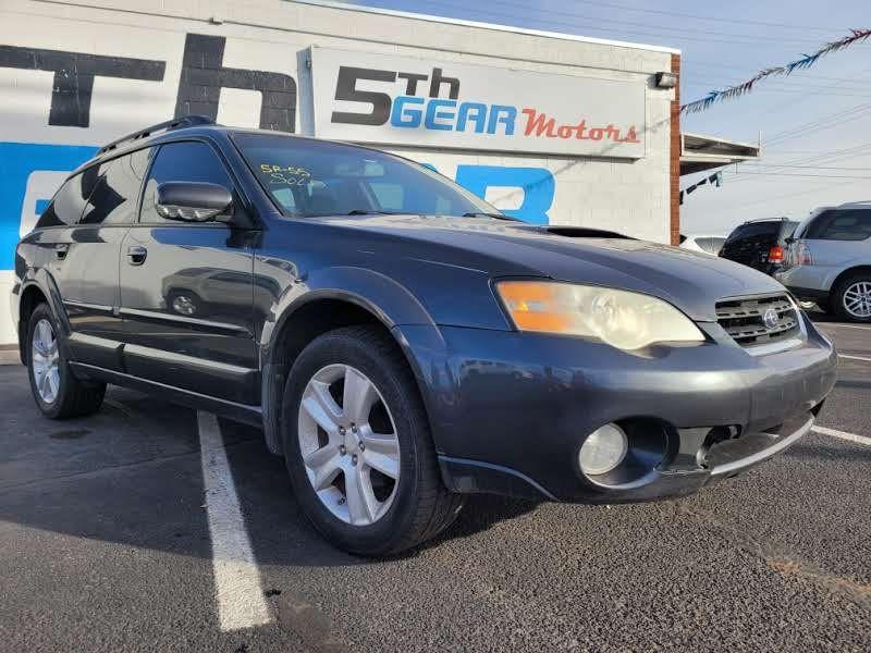 Subaru Legacy Wagon 2007 price $3,950