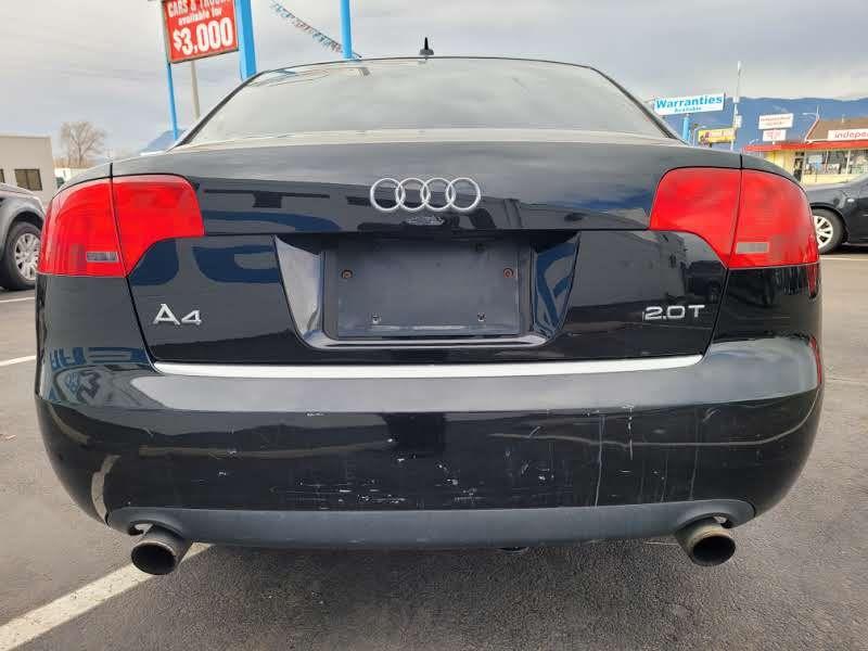 Audi A4 2007 price $4,450