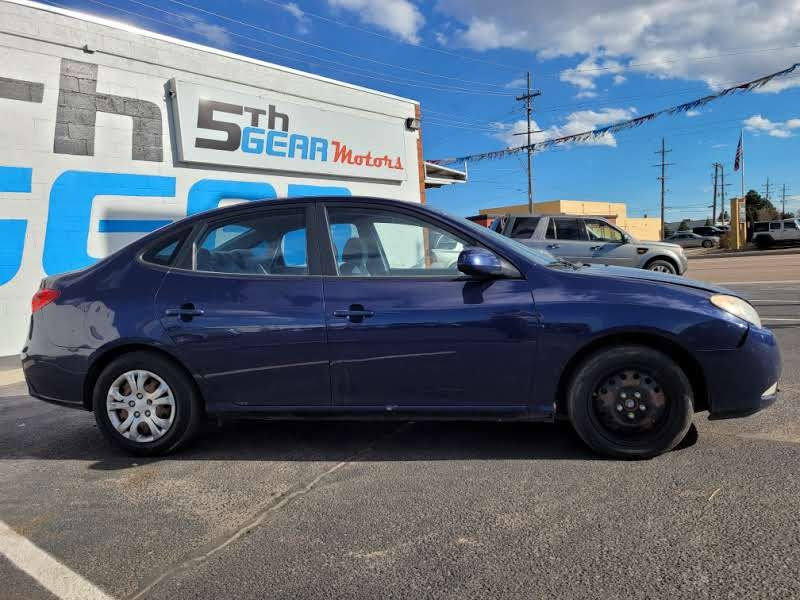 Hyundai Elantra 2010 price $3,950