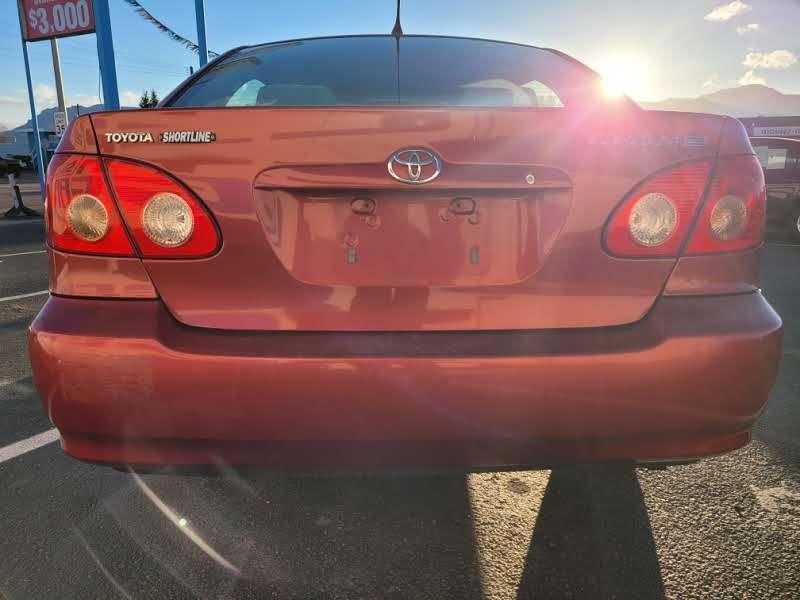 Toyota Corolla 2005 price $4,950