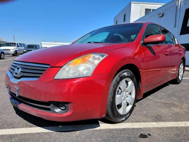 Nissan Altima 2007 price $4,450
