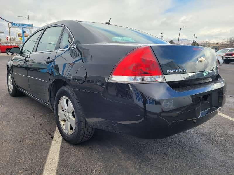 Chevrolet Impala 2007 price $3,450