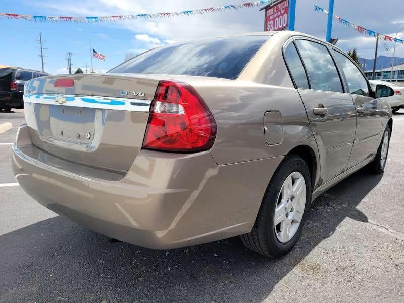 Chevrolet Malibu 2007 price $3,950