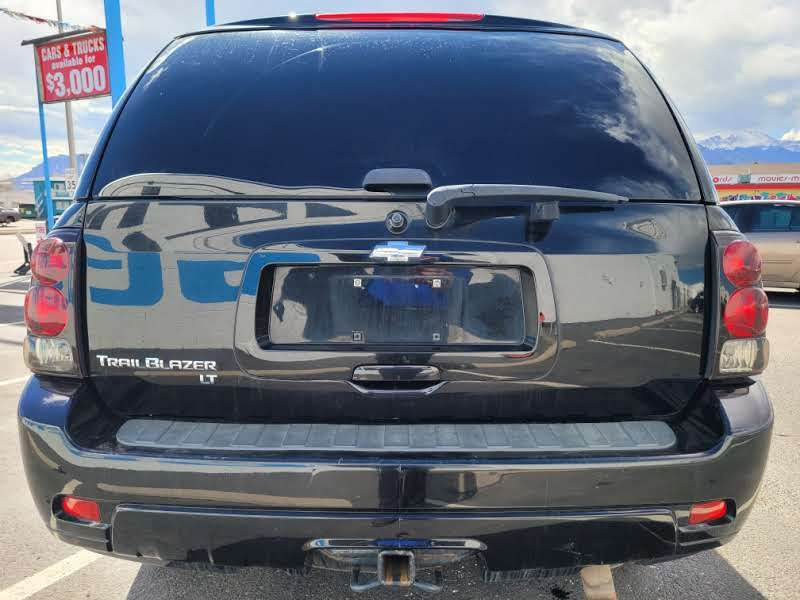 Chevrolet TrailBlazer 2009 price $5,450