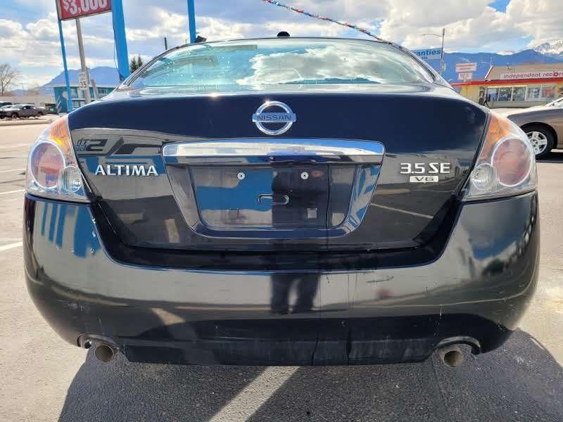 Nissan Altima 2009 price $4,950