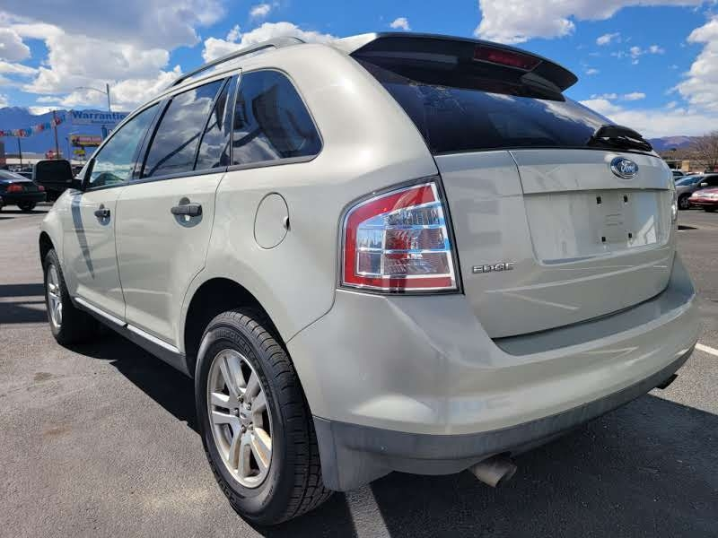 Ford Edge 2007 price $4,450