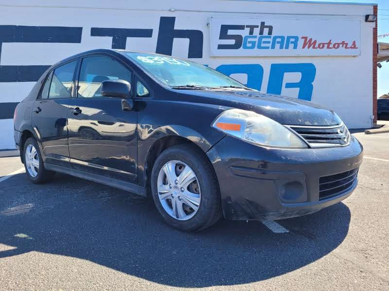 Nissan Versa 2011 price $3,950