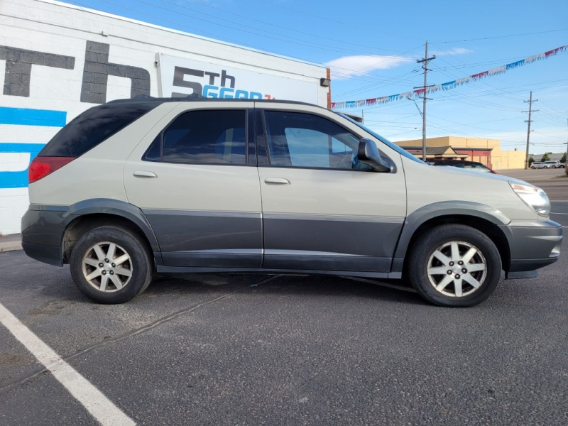 Buick Rendezvous 2004 price $4,450