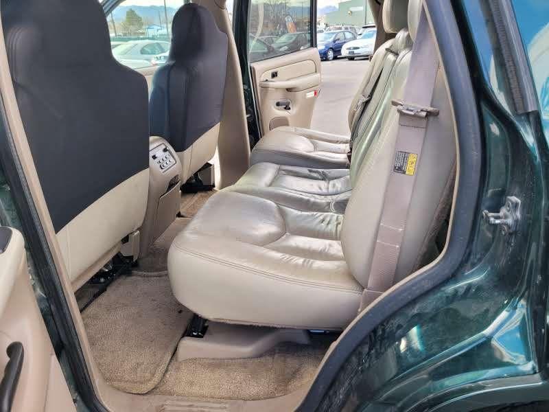 Chevrolet Tahoe 2003 price $4,950