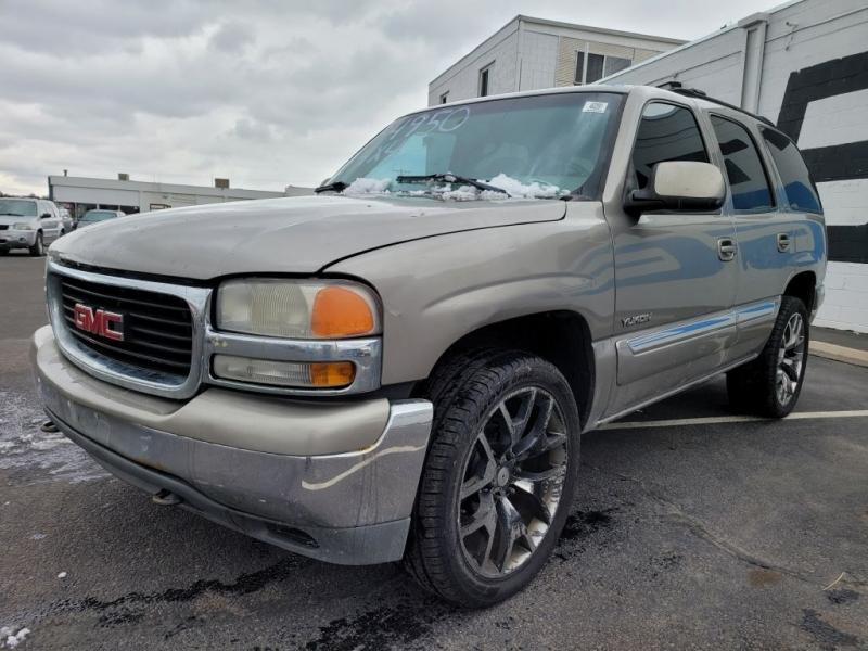 GMC Yukon 2001 price $4,950