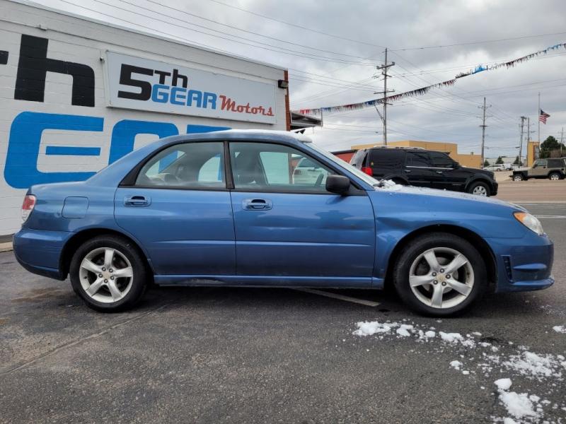 Subaru Impreza Sedan 2007 price $3,950
