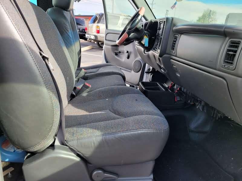 Chevrolet Silverado 1500 2003 price $4,950